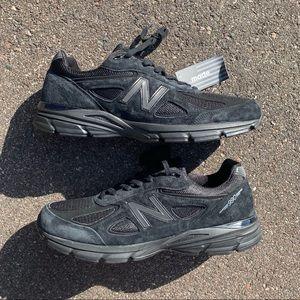 99v4 Running Black Made In Usa Sz